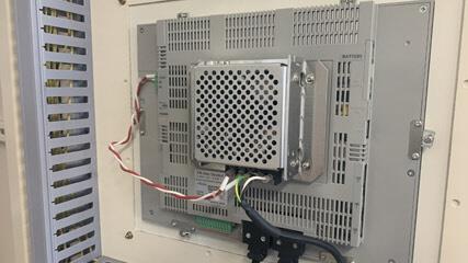 暖房制御用端末